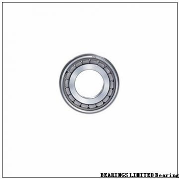 BEARINGS LIMITED SSRIF518 ZZEE/Q Bearings