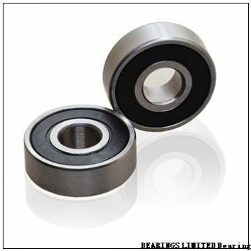 BEARINGS LIMITED SSLF1060 ZZ SRL/Q Bearings