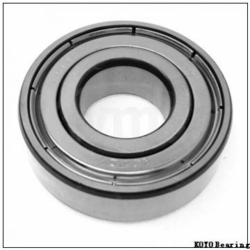 KOYO 46338A tapered roller bearings