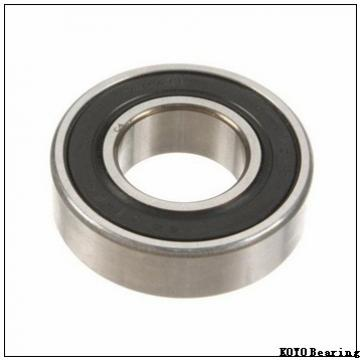 17 mm x 40 mm x 12 mm  17 mm x 40 mm x 12 mm  KOYO 6203 2RD C3 deep groove ball bearings