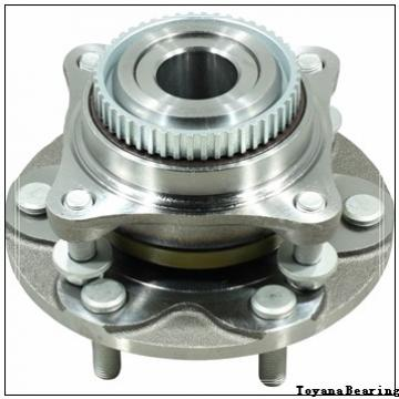 Toyana NUP248 E cylindrical roller bearings